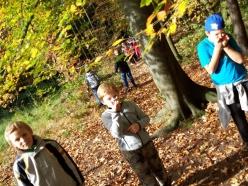 Lesní škola - náhled